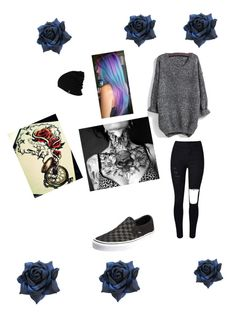 """I want a tattoo"" by lingering-souls-vocals1 ❤ liked on Polyvore featuring Patagonia, Vans, women's clothing, women, female, woman, misses and juniors"