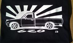 Datsun 620 Pickup T Shirt Long Bed   Pretty sure Justin needs this shirt lol