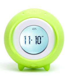 Take a look at this Kiwi Tocky Alarm Clock by Nanda Home on #zulily today!