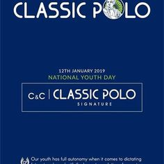 Do not lower your goals to the level of your abilities. Instead, raise your abilities to the height of your goals.  Let's celebrate #NATIONALYOUTHDAY with #ClassicPolo products. Shop now: classicpolos.com Youth Day, Lets Celebrate, Raising, In The Heights, Things To Come, Polo, Let It Be, Celebrities, Classic