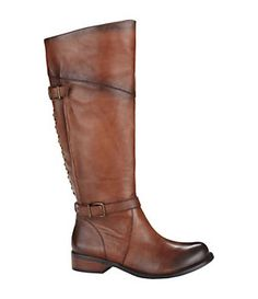 Gianni Bini Randi Equestrian-Inspired Boots @ Dillard's.  I want these so bad.