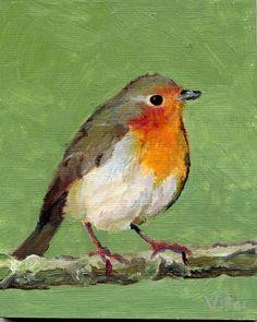 bird 150 robin