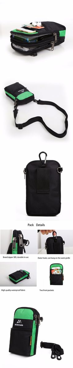 New Hot Sale Maleroads multifunction Waist Bag Waterproof BELT BAG Running Bag Fanny Pack For Mobile Phone Coin Purse saddlebag