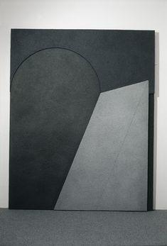 Giuseppe Uncini Dimore  1986  Cemento e laminato legno