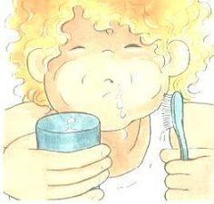 logische volgorde tandenpoetsen