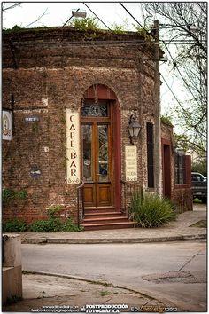 San Antonio de Areco by Edi Libedinsky on Cenas Do Interior, San Antonio, Beautiful Images, Coffee Shop, Facade, Around The Worlds, Exterior, Vacation, Landscape