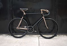 Nicely done fixie by Detroit Bicycle Company (Madison Street Bike).