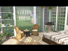 Vimsie - YouTube Outdoor Furniture Sets, Outdoor Decor, Sims 4, Home And Garden, Videos, Youtube, House, Home Decor, Decoration Home
