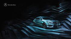 Mercedes-Benz CLA Full CGI portfolio piece. Done at Ars Thanea.