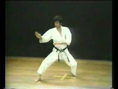 Shotokan Karate, Kata Basai Dai - Kanazawa Hirokazu