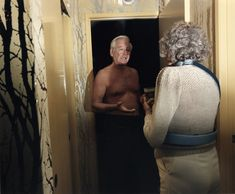 Larry Sultan: Argument in Hallway