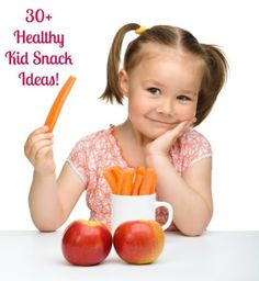 30-Healthy-Kid-Snack-Ideas Weekend Wind Down Link Party Feature of the Week