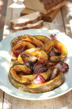 Pumpkin with red onion and honey for Sarie sk0904riebeeck028