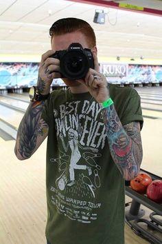 Matty Mullins Memphis May Fire, Dream Boyfriend, Feel Like Giving Up, Music Love, Metal Bands, Music Bands, T Shirts For Women, Scream, Boys