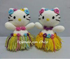 Tejiendo con Chico: Hello Kitty 10