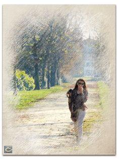 A wonderful day in a beautiful Italian village.