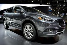 Mazda refreshed its seven-passenger CX-9 for the 2013 model-year. - Automotive Fleet Magazine - www.automotive-fleet.com #fleet