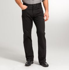 Herringbone Five Pocket Pant - Kenneth Cole 100% cotton