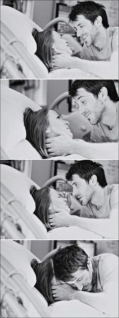 Labor pictures - This is very very sweet, love this one!
