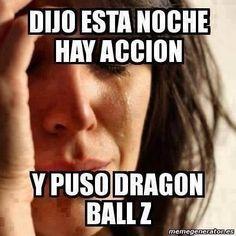 ¯_(ツ)_/¯ | 19 Imágenes que matarán de risa a los amantes de Dragon Ball