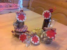 schoko-gewuerz-kugeln, marzipan-kokos-konfekt, Gluehweinsirup, punschgelee und karamell-cookies