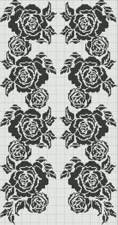 Güller desen