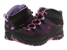 Keen Kids Pagosa Mid WP (Little Kid/Big Kid) Blackberry/Bougainvillea - Zappos.com Free Shipping BOTH Ways
