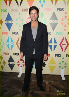 Josh Peck at the TCA Tour FOX All-Star Party!