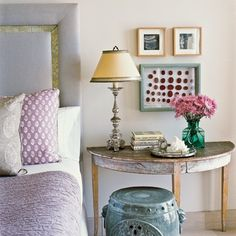 Spicer + Bank: by Allison Egan: Spring Color Combo: Pastel Peach, Mint + Lavender