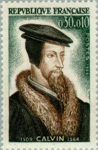 Calvin Johann (1509-1564)