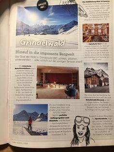 Grindelwald, Hotels, Movie Posters, Movies, Terrace, Film Poster, Films, Movie, Film