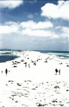 """Saatchi Art Artist Marga Fonts; Photography, """"The middle of the sea beach"""" #art"""