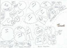 Mejores 114 imágenes de patrones superheroes en Pinterest