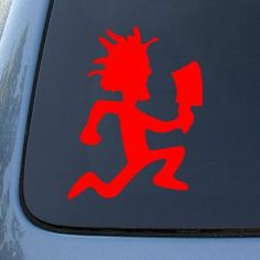 INSANE CLOWN POSSE - Vinyl Decal Sticker #A1455 | Vinyl Color: Red GraphixFX http://www.amazon.com/dp/B001INL9R6/ref=cm_sw_r_pi_dp_iNJItb1713GSCFEN