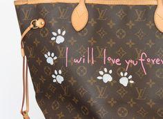bolsa customizada juliana ali cachorro 4 - Juliana e a Moda   Dicas de moda e beleza por Juliana Ali