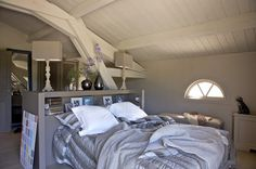 Modern Country Style: Provence Farmhouse Tour! Click through for details.
