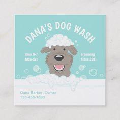 Dog Grooming Brushes For Long Haired Dogs Dog Grooming Business, Pet Grooming, Cool Business Cards, Business Card Design, Dog Walking Flyer, Wonder Pets, Pet Spa, Dog Cafe, Dog Salon