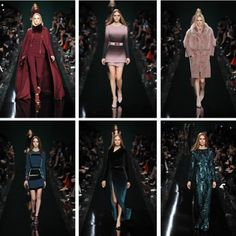 @eliesaabworld presentó su nueva colección #fw2014 #DarkOpulence. En esta colección el diseñador resaltan los cortes geométricos, los forma y decoración pero con un toque de seducción. Los colores que destaca son: el merlot, el verde esmeralda, rosa pálido, entre otros. #fashion #glam #swagger #runway #fall2014 #moda #instafashion #eliesaab #couture #hautecouture #paris #women #Padgram