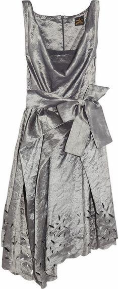 Vivienne Westwood Friday crinkled-taffeta dress on shopstyle.co.uk