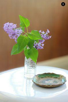 3 ways to arrange lilacs - The House That Lars Built