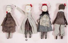 :::Jess brown dolls