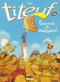 Titeuf - Tome 14 by Zep - Books Search Engine 100 Books To Read, Fantasy Books To Read, Good Books, My Books, 2000 Cartoons, World Book Day Costumes, Book Review Blogs, Magazines For Kids, Character Design Animation