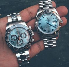 Rolex Daytona & Day-Date