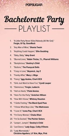16 Bachelorette Party Ideas They'll Talk about for Years! Bachelorette Party Ideas They'll Talk about for Years! 16 Bachelorette Party Ideas They'll Talk about for… - Bachelorette Party Playlist, Bachelorette Weekend, Bachelorette Ideas, Bachlorette Party Themes, Bachelorette Party Drinking Games, Bachelorette Party Hashtags, Christmas Bachelorette Party, Bachelorette Slumber Parties, Country Bachelorette Parties