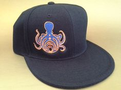 51f84421a3c Bassnectar+Octopus+Fitted+Hat+made+to+order+flat+