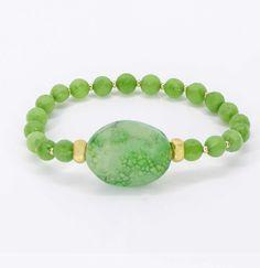 12 € Jade, Turquoise Bracelet, Beaded Bracelets, Jewelry, Crystals, Diy Kid Jewelry, Stretch Bracelets, Jewlery, Jewerly