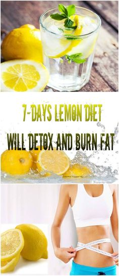 The following drink will help you detoxify your body, release fat, and will fit into your diet. Its main ingredient is lemon, a super fruit that is powerful enough to remove toxins from the digesti…