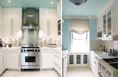 küche streichen farbe