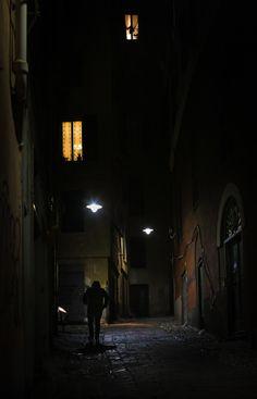 Genoa Alley Photo: Dieter Krehbiel