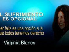 Conferencia Virginia Blanes sobre el sufrimiento es opcional